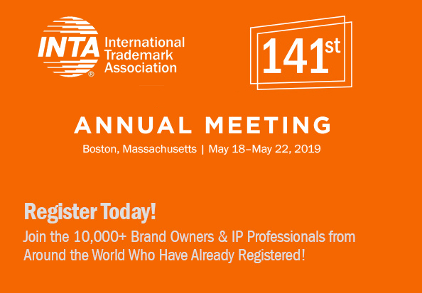 Join Nevium at INTA's 141st Annual Meeting in Boston